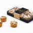 Comprar caja de bombones de chocolate blanco con almendras 25% Cacao